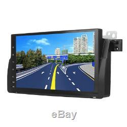 9 po Android 8.0 Autoradio bluetooth Sat Navi OBD DAB WiFi Caméra pour BMW