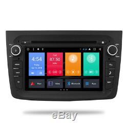Alfa Romeo Mito Android 9 Autoradio GPS 3D Navi Tactile DVD Bluetooth USB SD