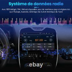 Android10.0 Autoradio SAT 2+32GB DAB+ Pour Renault Clio 4 2012-2016 WIFI Navi BT