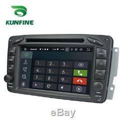 Android8.0 Octa Core de voiture GPS de navi stéréo Benz W163/209/203/170/210/168