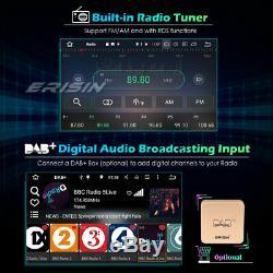 Android 10.0 Autoradio Double Din GPS WiFi DAB+ TNT CarPlay Navi USB+SD DVR OBD2