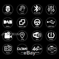 Android 10.0 Autoradio TNT TPMS DVR Navi Mercedes Benz C/CLC/CLK Class W203 W209