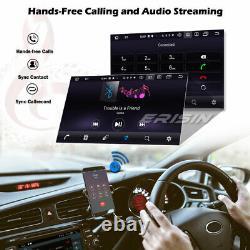 Android 10.0 Universal 1 Din CarPlay Autoradio Navi DVR DSP 4G+WiF OBD2 DAB+ TNT