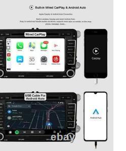 Android 10 Autoradio GPS Navi Sat pour Fiat Ducato Peugeot Stéréo Wifi Headuni