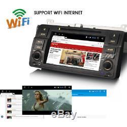 Android 7.1 2GB RAM Autoradio NAVI GPS DAB+ BMW E46 318 320 M3 Rover 75 MG ZT BT