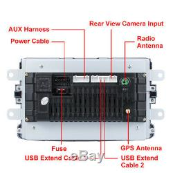 Android 8.0 16G Autoradio GPS Navi 2 DIN Pour Renault Dacia Duster/Sandero/Logan