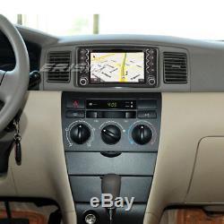 Android 8.0 Autoradio GPS DAB+NAVI TNT BT TOYOTA COROLLA EX RAV4 VIOS VITZ HILUX
