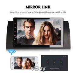 Android 8.0 BMW E39 Autoradio E53 5er X5 M5 TNT DAB+ GPS OBD Navi DVR 3G 97493F
