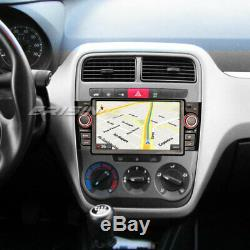Android 8.0 DAB+Autoradio GPS NAVI Canbus RDS WIFI 4G OBD for FIAT Punto Linea