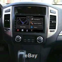 Android 8.0 Octa Core de voiture GPS de navi stéréo Mitsubishi Pajero 2006-2012