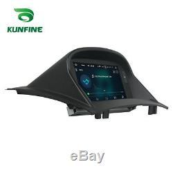 Android 8.0 Octa Core de voiture GPS de navi stéréo Renault Megane II 2004-2009