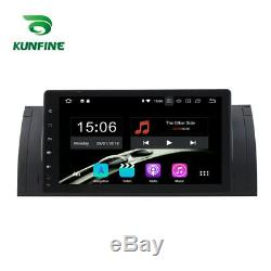 Android 8.0 Octa Core de voiture Navi GPS stéréo pour BMW 5 E39/X5 E53/M5/7 E38