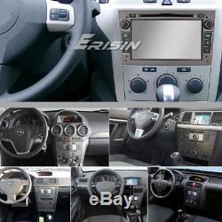 Android 8.0 Opel Corsa Antara Vivaro Astra Autoradio DAB+ CD TNT Wifi Navi 7860F