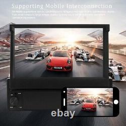Android 8.1 Autoradio GPS Navi Bluetooth Wifi Écran tactile MP5 USB FM 1 Din 7'