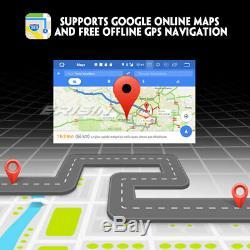 Android 8.1 DAB+ Autoradio Navi TOYOTA Camry Vios Hilux RAV4 Corolla Prado Yaris