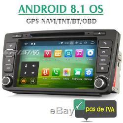 Android 8.1 Skoda Octavia Autoradio GPS Navi Internet TNT DVD BT OBD2 DAB+ WiFi