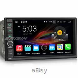 Android 8.1 double din DAB+Autoradio GPS NAVI Bluetooth TPMS 4G OBD TNT NAVI RDS