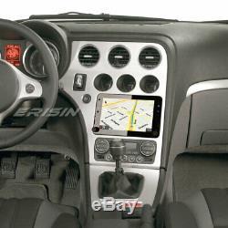 Android 9.0 Alfa Romeo Spider Brera 159 Sportwagon Autoradio WiFi TNT DAB+ Navi