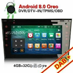 Android 9.0 Autoradio 8-Core GPS Navi BT WiFi USB Opel Vivaro Corsa Zafira Astra