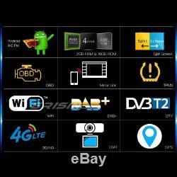 Android 9.0 Autoradio WiFi DAB+ TNT Navi BMW 3 Series E46 M3 320 Rover 75 MG ZT