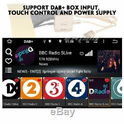 Android 9.0 DAB+Autoradio GPS NAVI WIFI+4G OBD BMW M3 E46 3er 320 MG ZT Rover 75