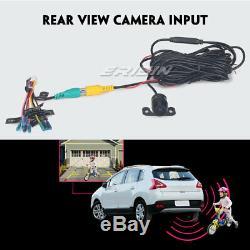 Android 9.0 DAB+ Navi Autoradio BMW 1er E81 E82 E88 WiFi DVD TNT OBD2 Canbus GPS