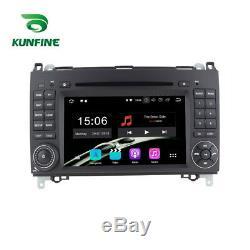 Android 9.0 Octa Core de voiture Navi GPS stéréo Benz A W169/B W245/Viano/Vito