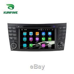 Android 9.0 Octa Core de voiture Navi GPS stéréo Benz E W211/CLS W219/CLK W209