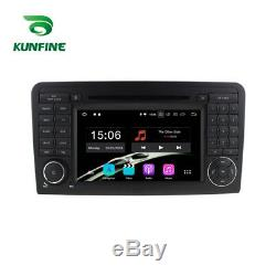 Android 9.0 Octa Core de voiture Navi GPS stéréo Benz ML W164/GL X164 2005-2012
