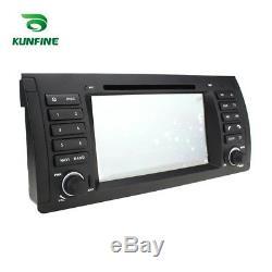 Android 9.0 Octa Core de voiture Navi GPS stéréo pour BMW 5 E39/X5 E53/M5/7 E38