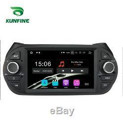 Android 9.0 Octa Core de voiture Sat Navi GPS stéréo FIAT Frorino 2013 deckless