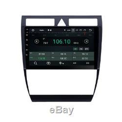 Audi A6 S6 Multimedia Android 9 Autoradio 9 Écran Tactile GPS 3D Navi Wifi DVD