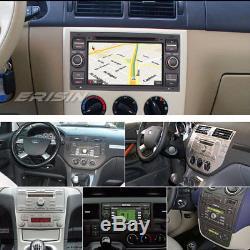 Autoradio Android 7.1 Ford Fiesta Transit C-Max Kuga GPS Navi DAB+ Radio TNT-IN