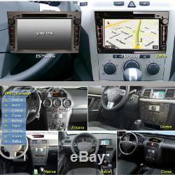 Autoradio Android 8.0 NAVI DAB+Opel Astra H Corsa C Vectra Zafira Antara Meriva