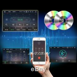 Autoradio Audi A4 Android 8.1 GPS Navi CD DVD TNT WiFi Bluetooth OBD2 USB DAB+