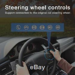 Autoradio BT 8.1 Android 8.1 GPS Navi BT RDS pour VW GOLF 5 6 Polo Touran