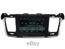 Autoradio DVD Gps Navi Android 8.0 4gb Dab+ Wifi Peugeot 508 V5637