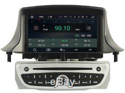 Autoradio DVD Gps Navi Android 8.1 Bt Dab+ Renault Megane Iii/3 Fluence Rh5515 S
