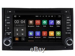 Autoradio DVD Gps Navi Android 8.1 Dab+ Bt Pour Hyundai H1 Starex Iload Rh5542b
