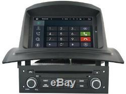 Autoradio DVD Gps Navi Android 8.1 Dab+ Bt Pour Renault Megane Ii/2 02-08 Rh5522