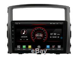Autoradio DVD Gps Navi Android 8.1 Dab+ Mitsubishi Montero Pajero Shogun Dk9846