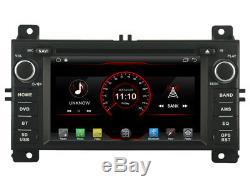 Autoradio DVD Gps Navi Android 8.1 Dab+ Usb Jeep Grand Cherokee 2012+ K6840