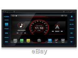 Autoradio DVD Gps Navi Android 8.1 Dab+ Usb Toyota Rav4 Corolla Vios K6149