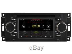 Autoradio DVD Gps Navi Android 8.1 Dab+ Usb Wifi Chrysler 300c Pt Cruiser K6833