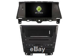 Autoradio DVD Gps Navi Android 8.1 Dab+ Usb Wifi Honda Accord 8 2008-12 K6331
