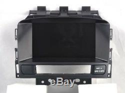Autoradio DVD Gps Navi Android 8.1 Dab+ Usb Wifi Opel Cascada Astra J K6974