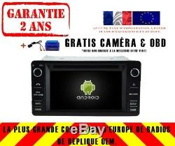 Autoradio DVD Gps Navi Android 9.0 4gb Bt Dab+ Wifi Mitsubishi XL 2012+ Rv5557