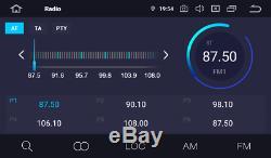 Autoradio DVD Gps Navi Android 9.0 4gb Bt Dab+ Wifi Pour Hyundai Ix35 Rv5735