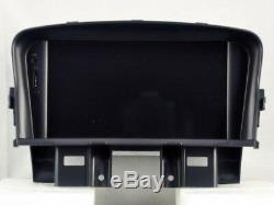 Autoradio DVD Gps Navi Android 9.0 4gb Dab+ Wifi Chevrolet Cruz (08-11) Rv5751