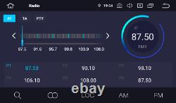 Autoradio DVD Gps Navi Android 9.0 4gb Dab+ Wifi Fiat Doblo Rv5533